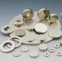 China ndfeb ring magnet/ring sintered ndfeb magnet on sale