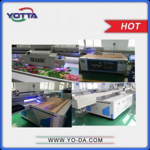 Печатная машина цифров ультрафиолетовая планшетная для керамических плиток 3д
