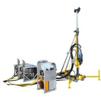 Buy cheap 200M Depth Portable Core Drill Rig Lightweight Design And Kubota Engine product