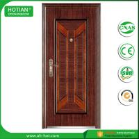 Buy cheap Stainless Steel Entry Doors / Security Steel Doors for Home Gate Design product