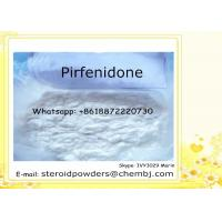 Buy cheap Pirfenidone 99% Purity Powder Effective Anti - Inflammatory Drug Pirfenidone 53179-13-8 product