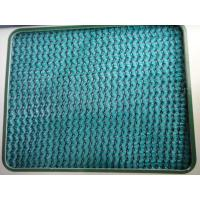 Buy cheap Custom Dark Green Construction Safety Nets / Scaffolding Security Netting product