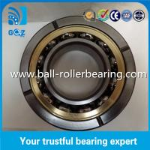 Buy cheap P5 Precision Split Outer Ring SKF 7318 BEMA / P5DBBVE575 Angular Contact Ball Bearing product