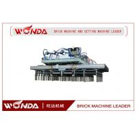 China 8000-22000p/h Clay Brick Moulding Machine Hollow Block Making Device ZMP Series on sale
