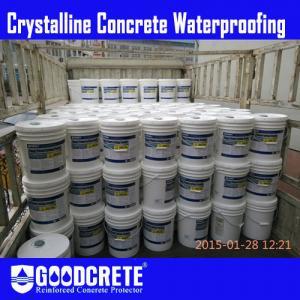 Buy cheap Liquid Crystalline Concrete Waterproofing product