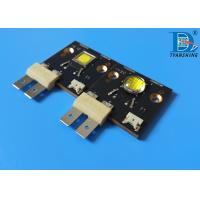Buy cheap White 7000K 150W LED Arrays , Multichips Cree Vertical LED Module product