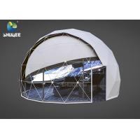 Buy cheap Electic Simulator System Dome Movie Theater With 12 Months Warranty product