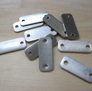 Buy cheap alumínio de aço fazendo à máquina industrial que carimba as placas, OEM/personalizado from wholesalers