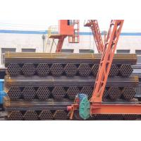 Buy cheap API 5L PSLI ERW Welded Steel Tube , ST37.0 / ST35.8 / ST37.2 Weld Pipe For Coal Gas product