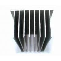 Buy cheap OEM / ODM Extruded Heat Sink Profiles , Aluminium Profile For Door & Windows product