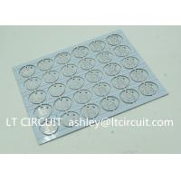 Buy cheap Round LED High Thermal Conductivity PCB Aluminum Based Single Layer product
