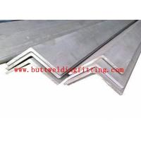 Buy cheap ASTM 347 Stainless Steel Angle Bars Thickness 2.0mm -18mm Tolerance h9 h11 product