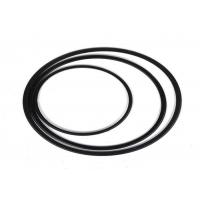 Buy cheap Black D Ring Seal , PU / NBR Corrosion Resistance Breaker Backup O Ring product
