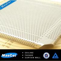Quality Aluminum Ceiling Tiles and Aluminium Ceiling for Micro Perforated Panel for sale