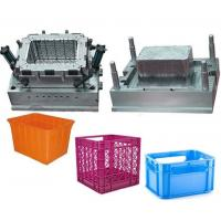 Buy cheap OEM plastic mould for turnover basket box /Injection moulding plastic turnover box product