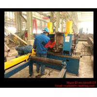 Buy cheap Long Lifespan High Speed H Beam Straightening Machine for H Beam Welding Line Equipment product