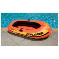 Buy cheap Summer Days Rigid Inflatable Ferry Barge Rubber Dinghy With Friends product