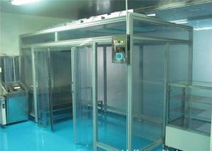 Buy cheap Modular  Softwall Portable Clean Room Booth Station product