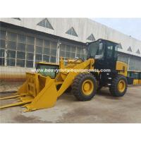 Quality Yellow Or White Color SINOMTP LG938 Wheel Loader With 1.8m³ Bucket For Construction Using for sale