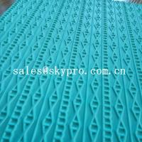 Buy cheap High density rubber sheet for shoe 3D pattern recycle eva shoes sole material product