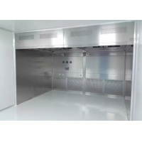 Buy cheap Class 100 Clean Room Weighing Booth With PLC Control System product