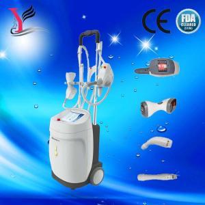 China Cavitation rf slimming / ultrasonic liposuction velashape equipment wholesale