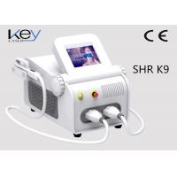 Quality IPL SHR OPT AFT Beauty Equipment For Hair Removal , Wrinkle Removal CE for sale