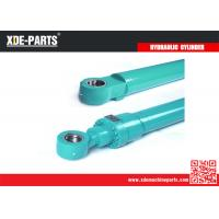 Buy cheap Tractor Loader Excavator Arm Telescopic Hollow Hydraulic Oil Cylinder With double acting hydraulic cylinder product