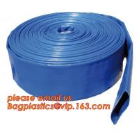 China Rubber & Rubber Products, Rubber Tube, Pipe & Hose, high pressure agricultural irrigation flexible pump water PVC Yellow on sale