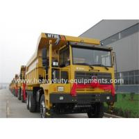 Buy cheap Rated load 60 tons Off road Mining Dump Truck Tipper  309kW engine power with 34m3 body cargo Volume product
