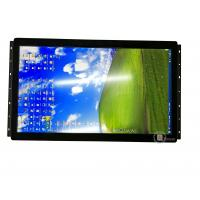 Buy cheap Slim 24 inch USB Pro Capacitive Touch Screen Hdmi RGB LVDS Display product