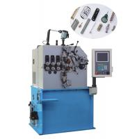 China Automatic Oiling Making Spring Machine Stability With Monitor Display on sale