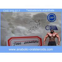 Buy cheap Testosterone Enanthate CAS 315-37-7 Testosterone Steroid Powder / Liquid  For A Healthier Body product