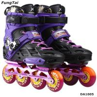 Buy cheap Roller Patins 4 Wheels Slalon Inline Skate Shoes for Men and Women (DA1005) product