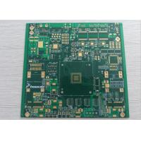 Buy cheap Multilayer PCB Computer Circuit Board Immersion Gold FR-4 1oz Copper product