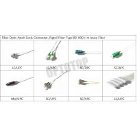 Buy cheap SC Fiber Optic Pigtail Cables product