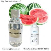 Buy cheap 100mg/ml nicotine liquid mix watermelon concentrated fruit flavor liquid DIY from wholesalers