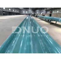 China High Quality FRP flat panel and wave transparent sheet on sale