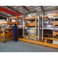 Buy cheap Thermocol Vacuum forming automatic disposable PS foam plates manufacturing machine product