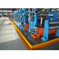 Buy cheap High Frequency Welding Pipe Making Machine and ERW Steel Pipe Production Line product