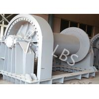 Buy cheap Shipyard Low Noise Heavy Industry Windlass Winch With Smooth Drum product