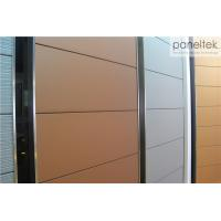 Buy cheap Sound Insulation Decorative Exterior Wall Panels For Terracotta Rainscreen System product