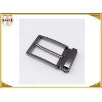 Buy cheap Zinc Alloy Reversible Metal Belt Buckle For Business Man Die Casting Plating product
