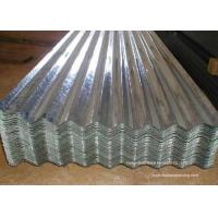 Quality Waved Galvanized Steel Sheet Plates For Roofing , Walls , Ceiling for sale