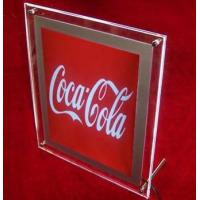 Buy cheap Fashion Shape Led Acrylic Signs Letters Customer's Design product