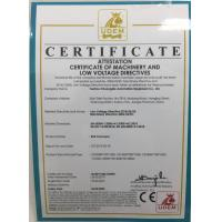 Suzhou Chuangsite Automation Equipment Co., LTD Certifications