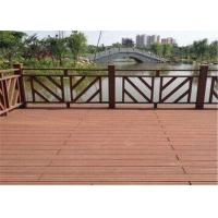 China Wood  Plastic Composite Flooring Board for Indoor and Outdoor Using on sale
