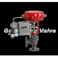 Buy cheap ZJHJ precise small-scale pneumatic membrane regulates the angle valve product