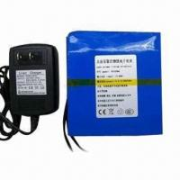 Buy cheap Li-polymer Battery Pack with 240mAh Capacity and 7.4V Voltage, Measuring 50 x 20 x 70mm product