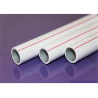 Buy cheap High Strength Fusion Ppr Pipes 6M Length Smooth Surface Oxidation Resistant product